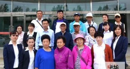 """吉林省碧水社区""""庆七一 颂党恩""""参观博物馆 义气风发"""