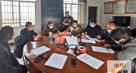 全州县才湾镇人民武装部举办贫困户产业发展培训纪实