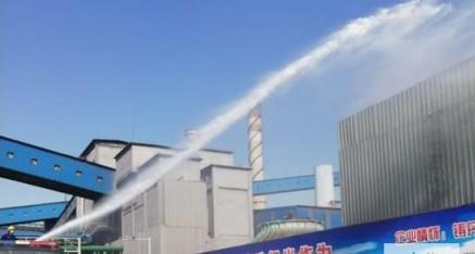 河北省新兴铸管武安工业区开展爱国卫生月整治专项行动