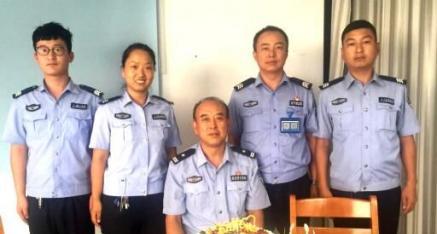 河北省冀南一名交警生日愿望:就是让所有人平安出行