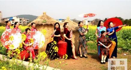 桂林市全州县黄沙河镇农旅融合 助推乡村振兴