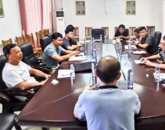 桂林市发改委、市场监督管理局粮食入库检查组赴全州抽查